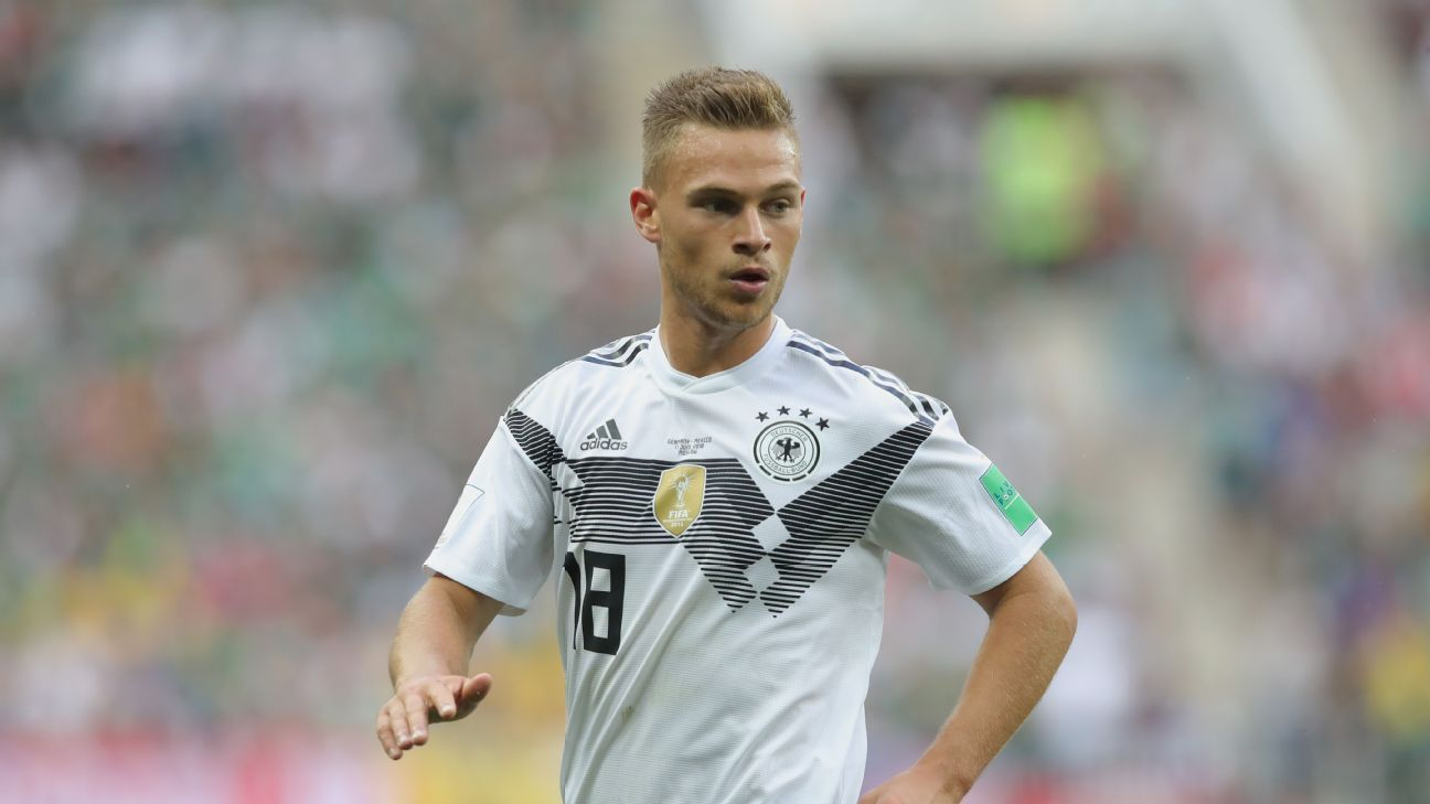 Normally one of the world's top full-backs Joshua Kimmich had a tough World Cup debut vs. Mexico.