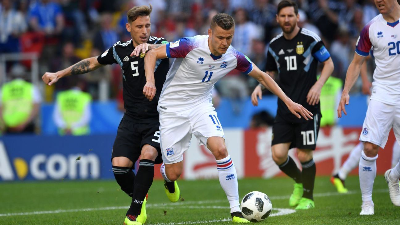 Iceland will try to play to their strengths to hold off Nigeria, as they did against Argentina.