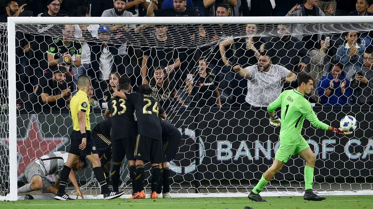 U.S. Open Cup: LAFC, Louisville City, Orlando City, Chicago Fire reach quarterfinals