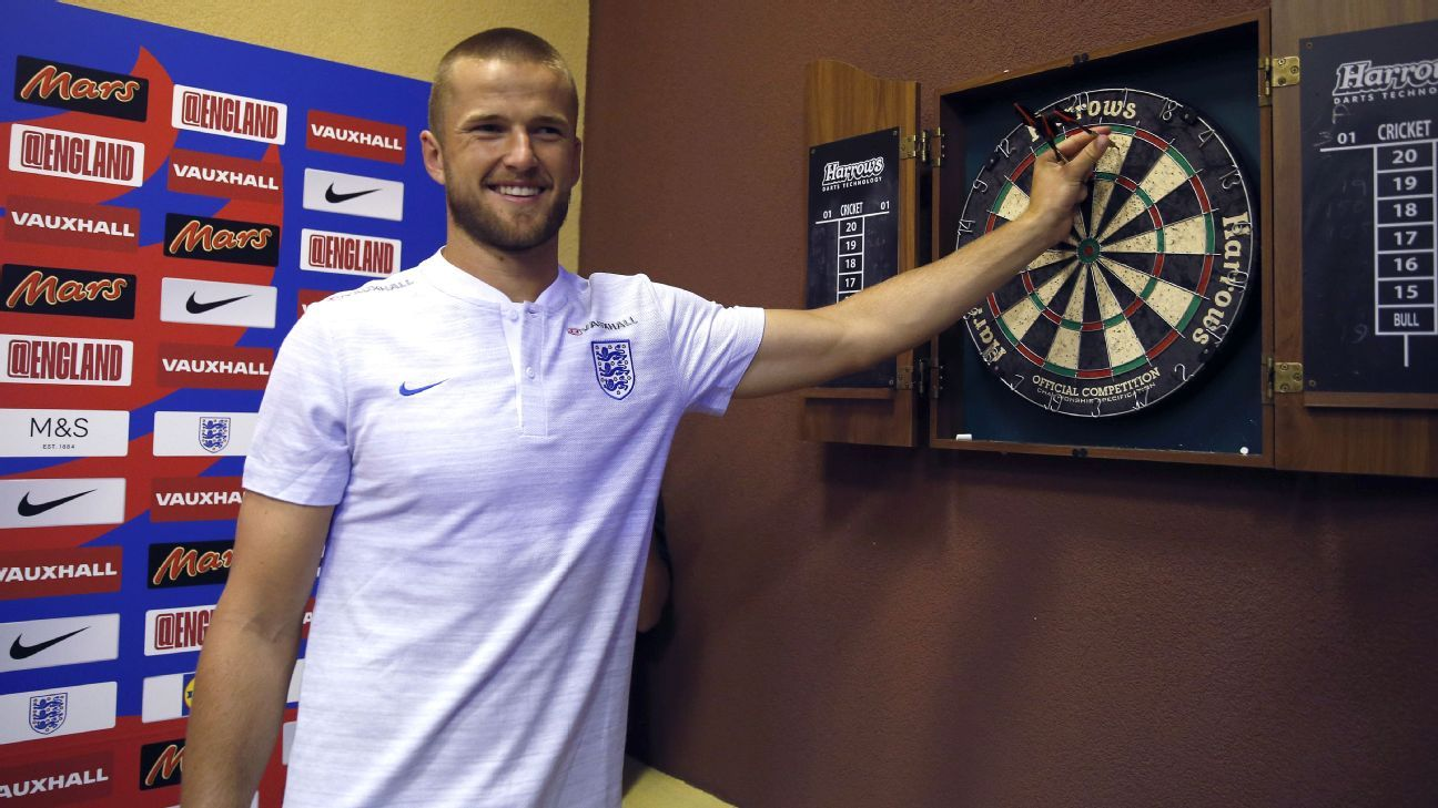 England's daily darts matches with journalists are an example of the relaxed atmosphere within the young squad