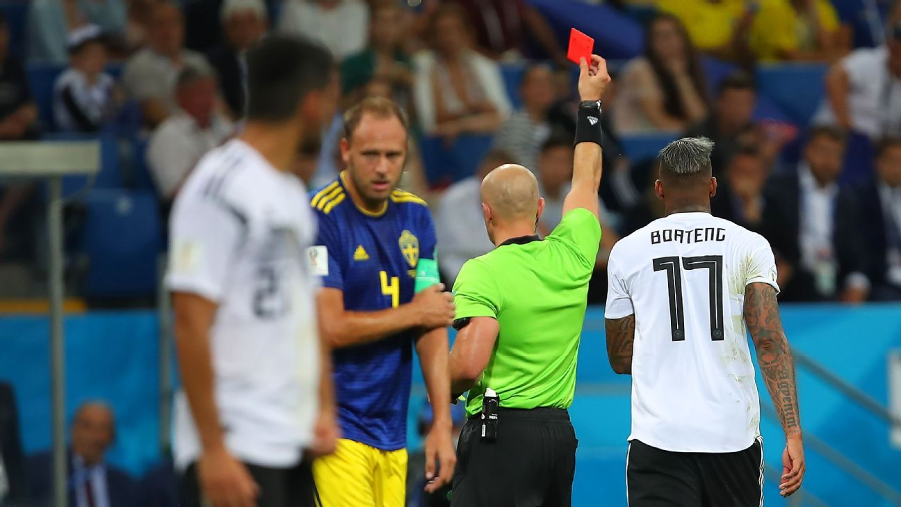Germany's Jerome Boateng rejects calls to retire as Joachim Low backed