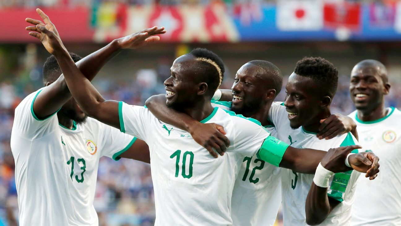Senegal have already qualified for the 2019 Nations Cup