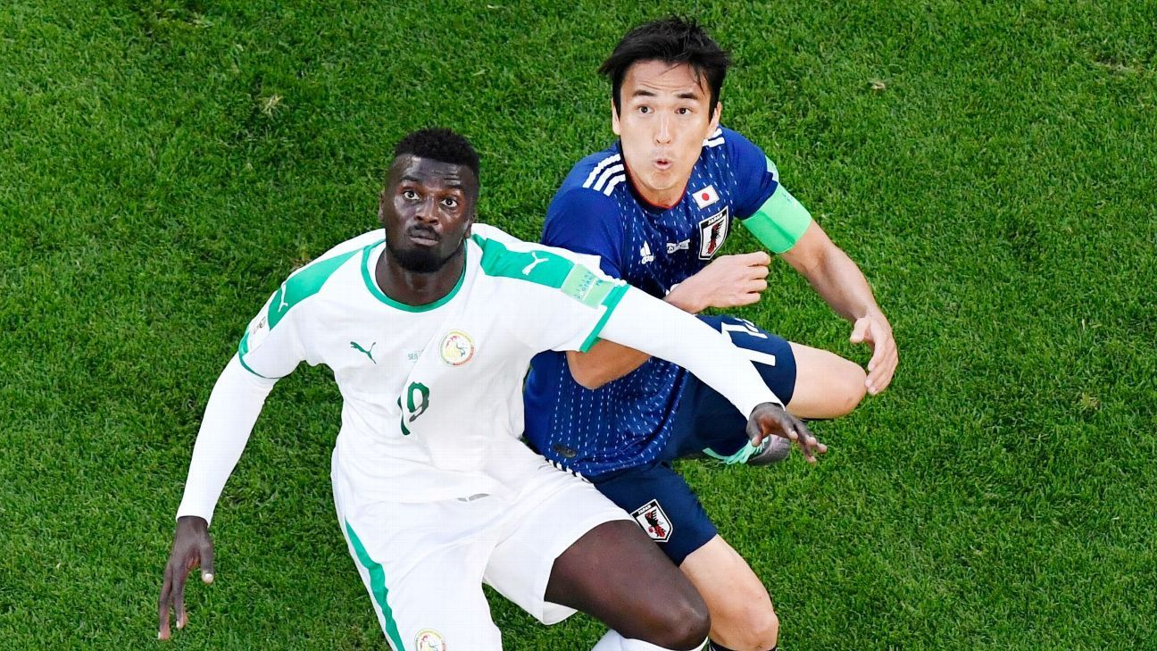 Senegal and Japan control their own destinies as they head into their third group games.
