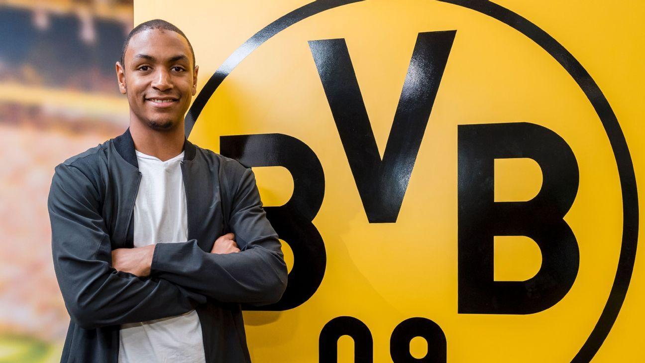 New Borussia Dortmund signing Abdou Diallo