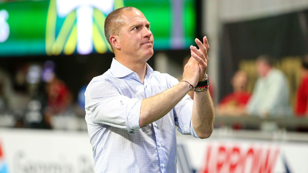 Giovanni Savarese is saying -- and doing -- the right things in Portland ahead of match in Seattle