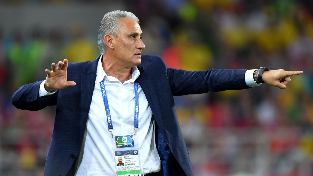 Tite has reshaped Brazil into a modern, flexible team, and it's paid off thus far at the World Cup.