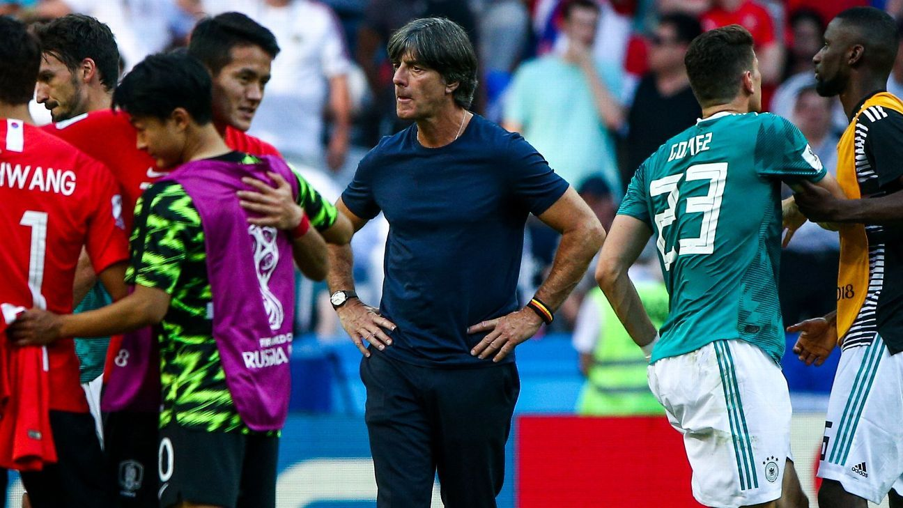 Germany to stick with Joachim Low after World Cup group stage exit failure