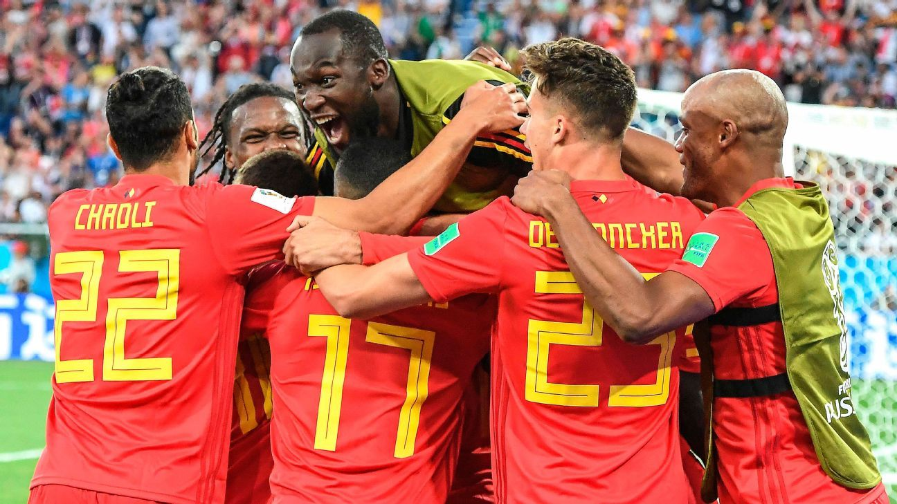 Belgium are good for the next 10 years already - Carl Hoefkens
