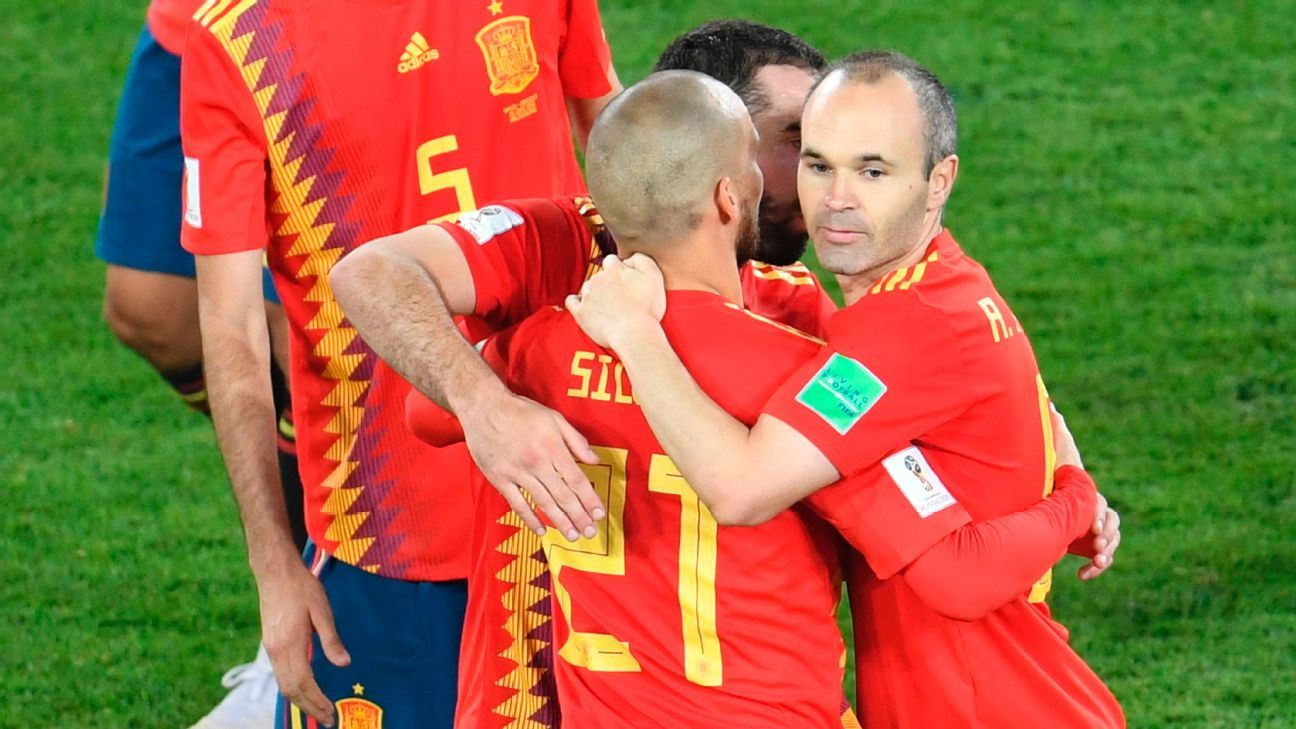 Some pundits think the likes of Iniesta are the problem and should be replaced ahead of facing Russia. Is that the smart move with potentially one game remaining?