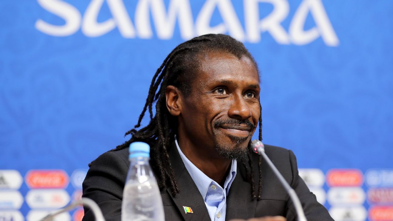 Aliou Cisse and Senegal are heading home early but memories of the dashing coach will linger.
