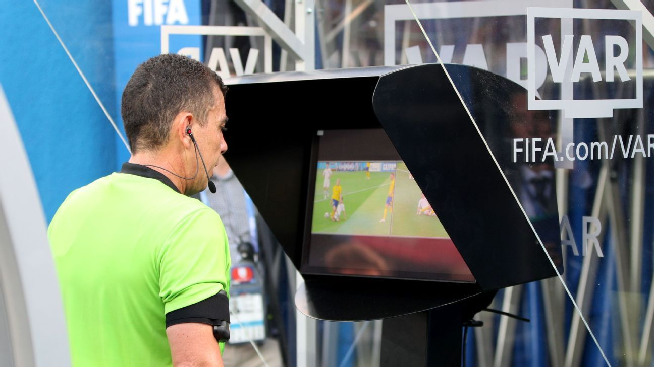 The referees at the World Cup are the best in the sport and as such, their use of VAR is on point. It won't always work this well.