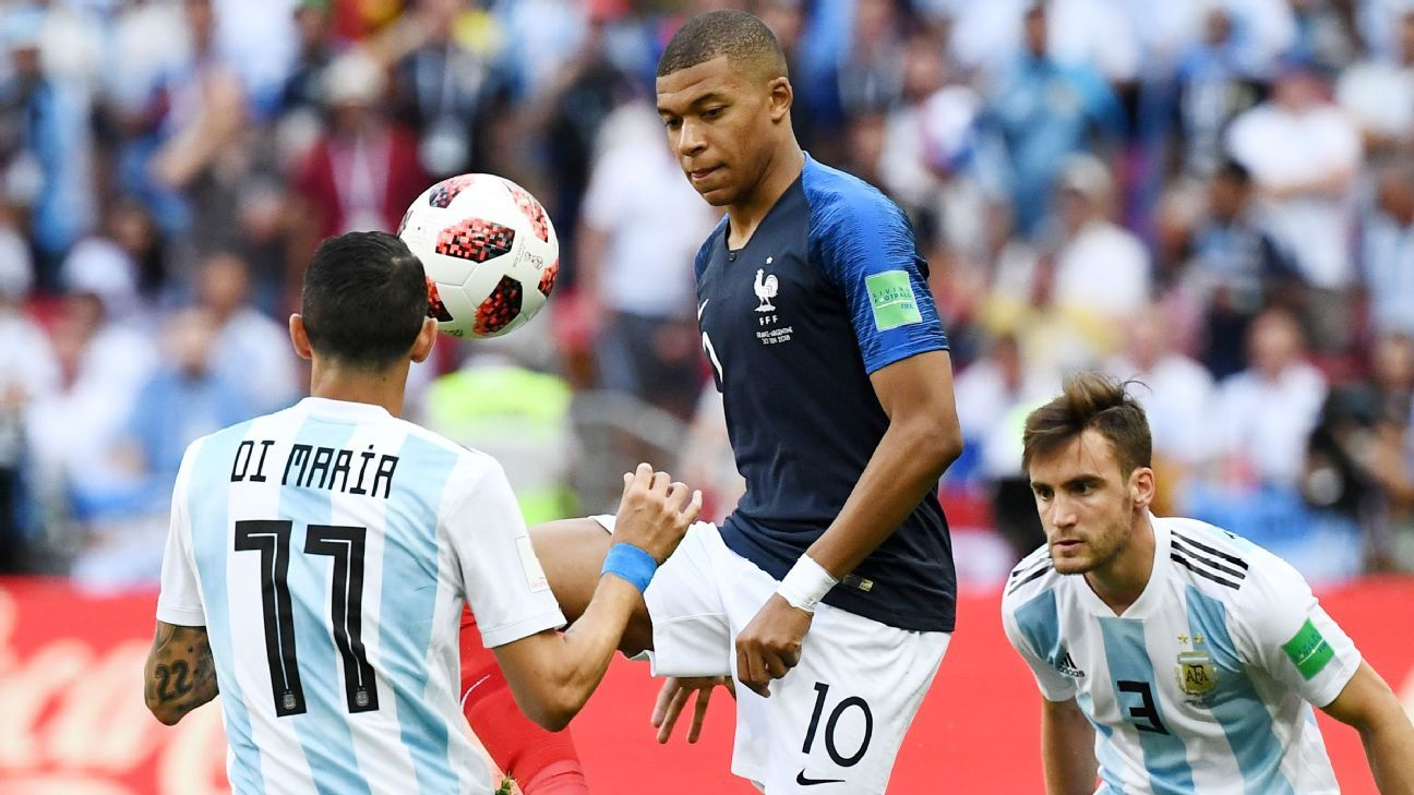 France's Kylian Mbappe a player who will dominate the world - Arsene Wenger