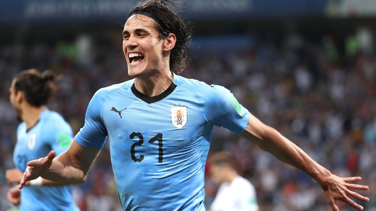 Edinson Cavani is oft-criticised for his finishing. Against Portugal he answered back.