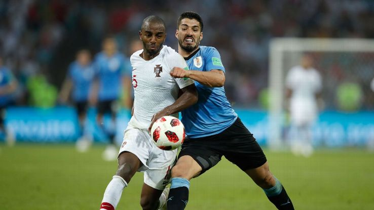 Ricardo Pereira was a surprising starter and struggled with the occasion for Portugal.
