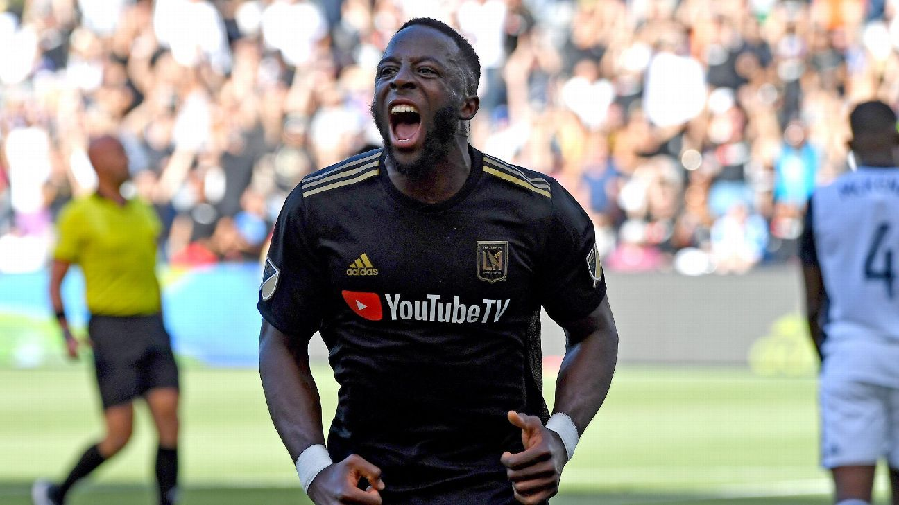 LAFC's Adama Diomande says he was called racial slur in Portland Timbers game