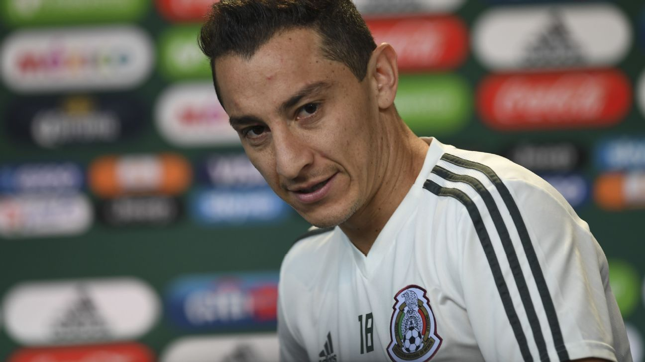 Andres Guardado said that this game would be a battle but that Mexico control their own destiny vs. Brazil.