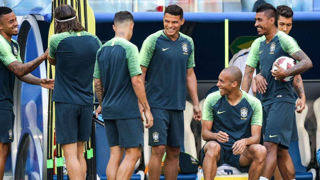Brazil's squad appears loose, relaxed and most important of all, they feel like a true collective no longer solely reliant on Neymar.