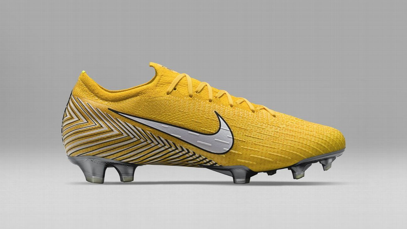 Nike introduced Neymar's