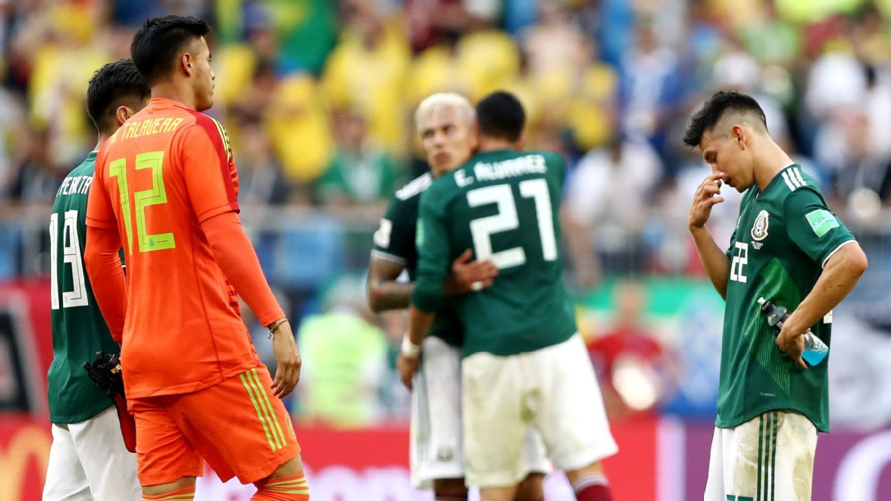 Mexico old guard can't break 'fifth game' curse but future looks bright