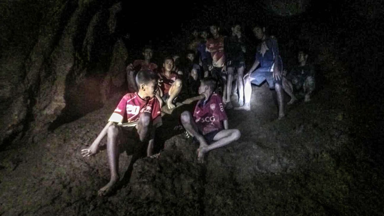 After an exhaustive search, 12 boys and their soccer coach were found in the Tham Luang Nang Non cave in Thailand.