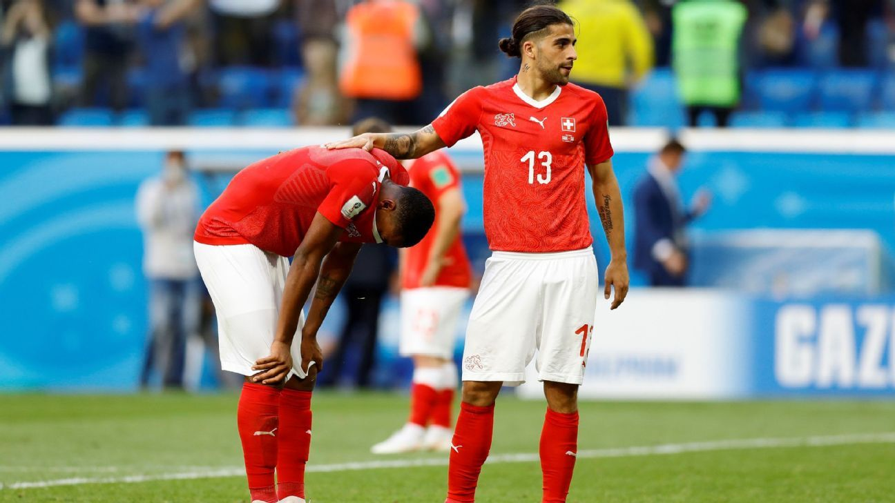 Switzerland too slow, lacked emotion in loss to Sweden - Vladimir Petkovic
