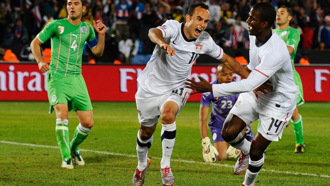 Belgium's winner evoked memories of Landon Donovan vs. Algeria
