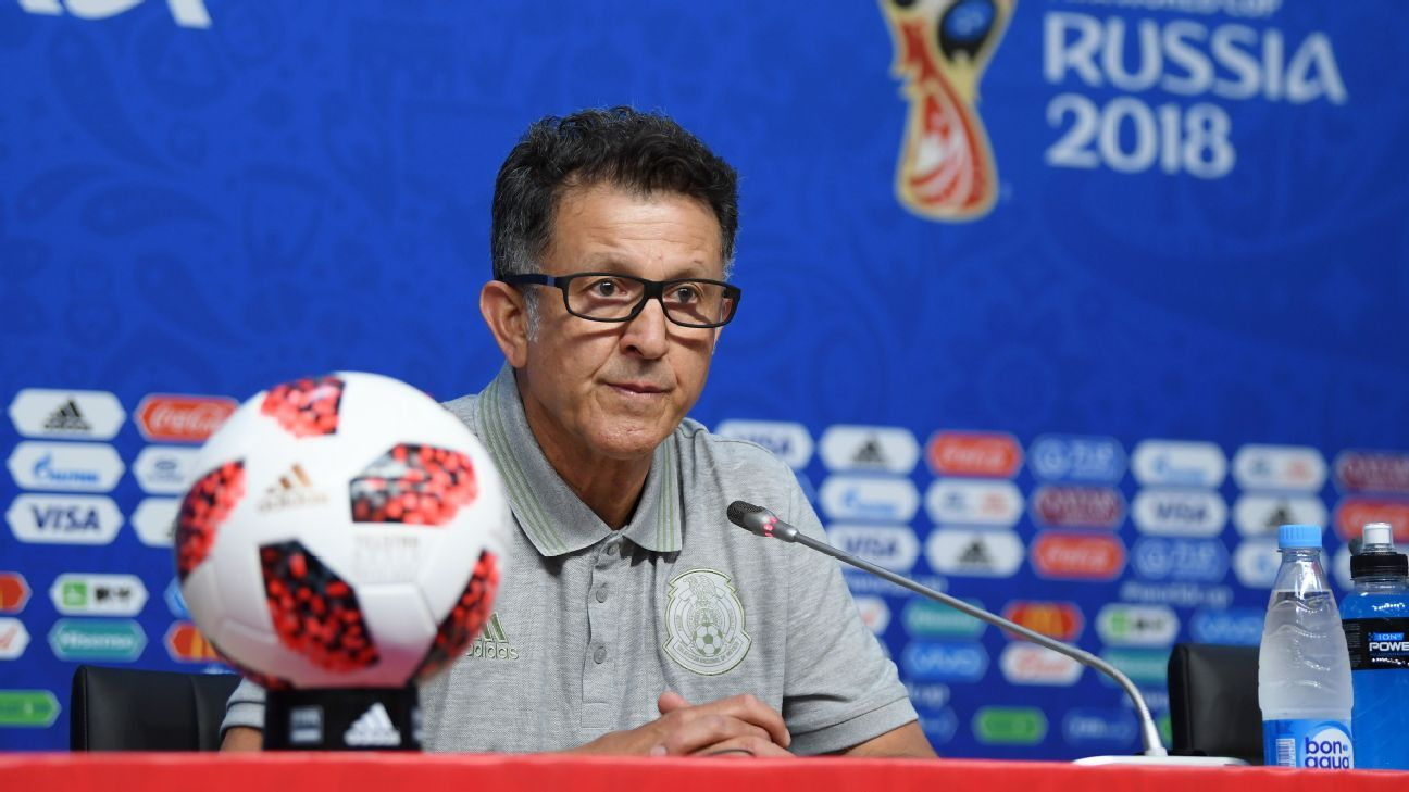 Juan Carlos Osorio has to choose: Mexico, U.S. or Europe?