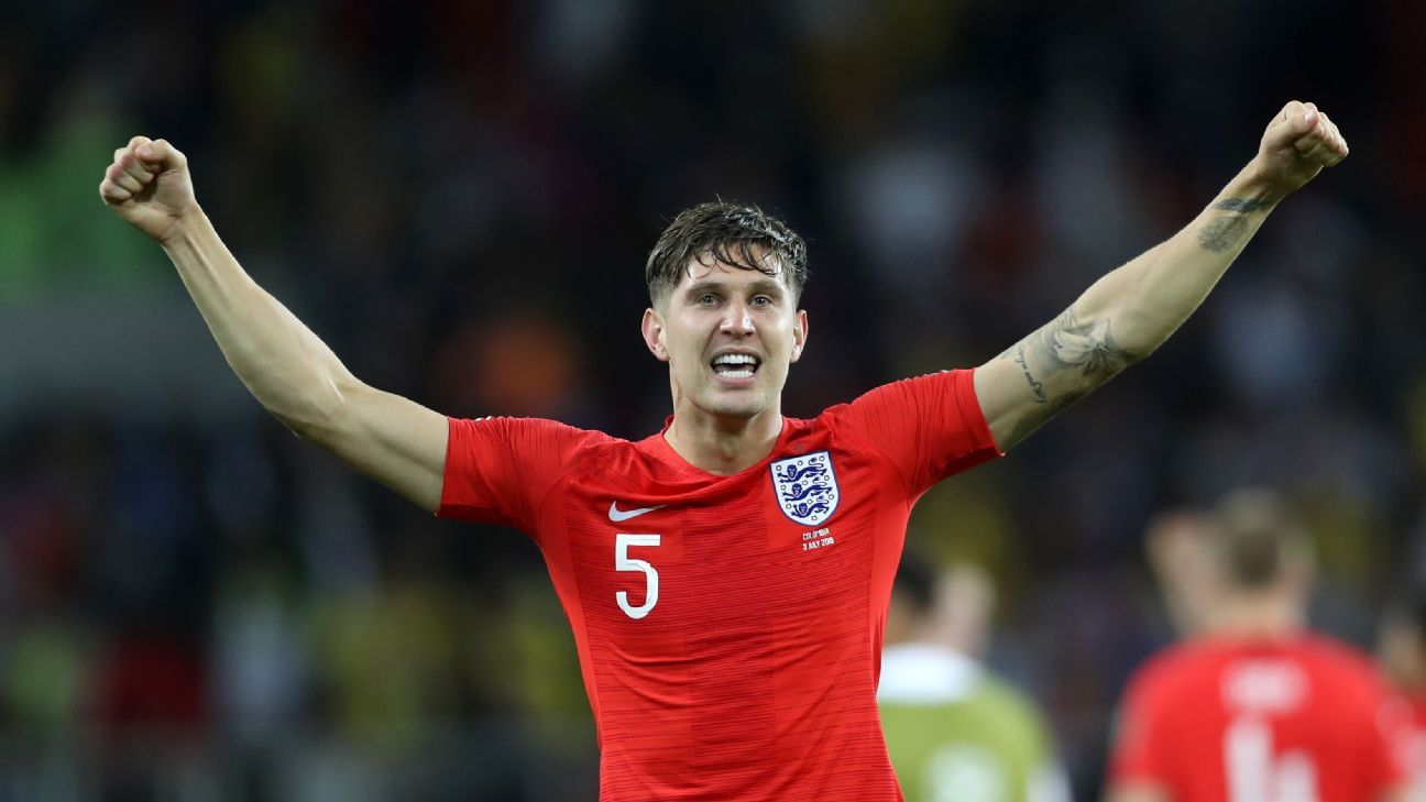 England's John Stones: Colombia are the dirtiest team I have come up against