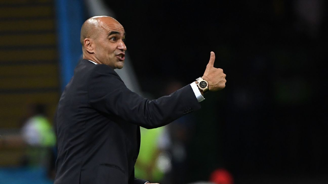 Roberto Martinez might have outsmarted himself vs. France.