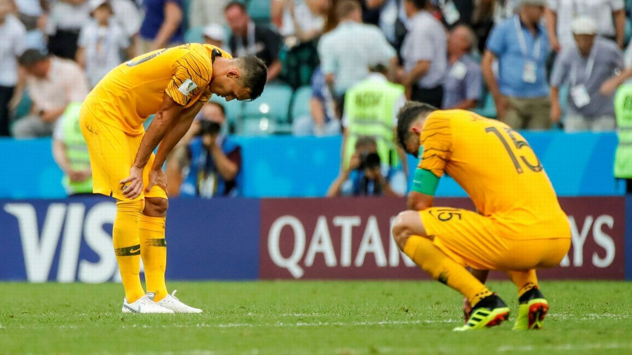 Mark Milligan & Mile Jedinak