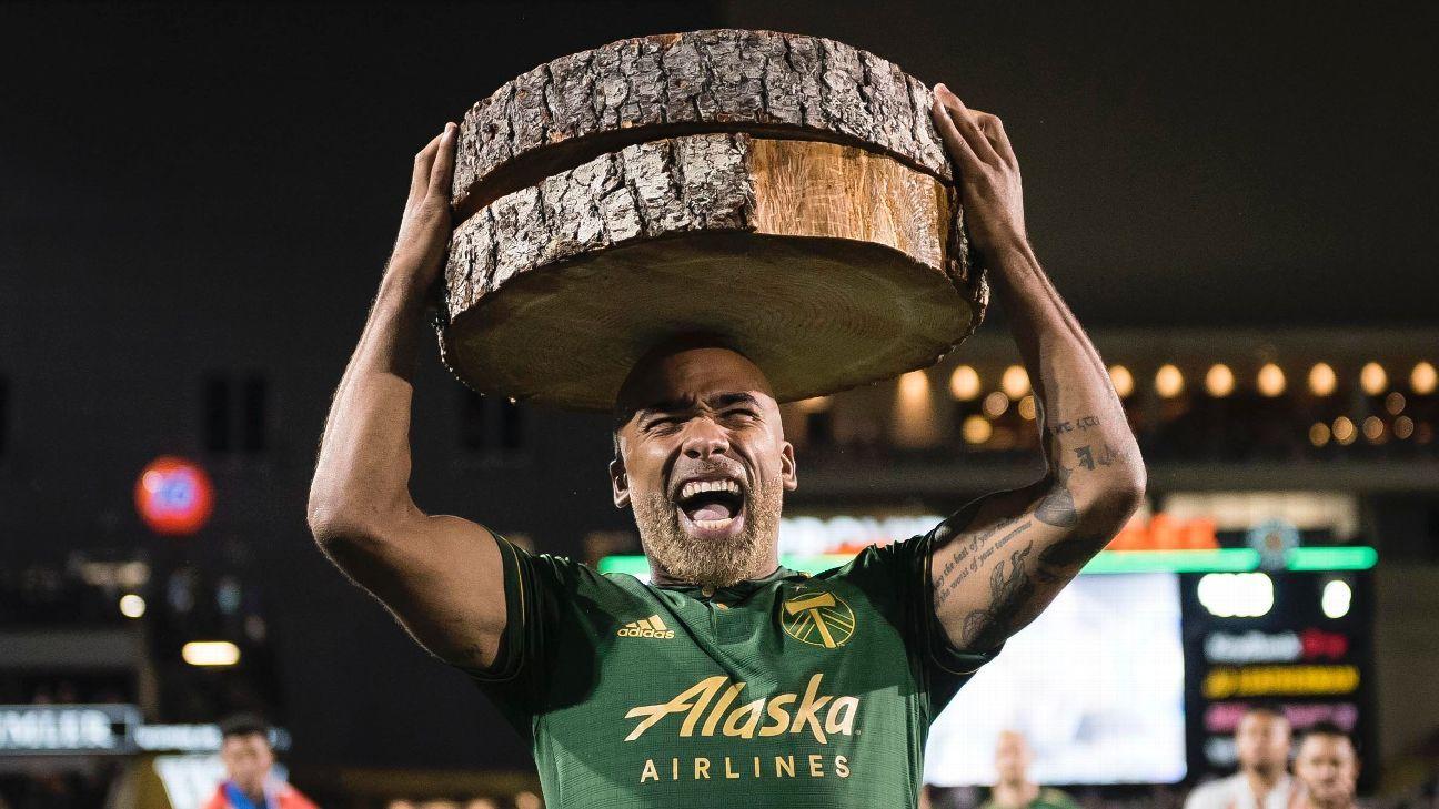 Portland Timbers sink San Jose Earthquakes, extend unbeaten streak to 11