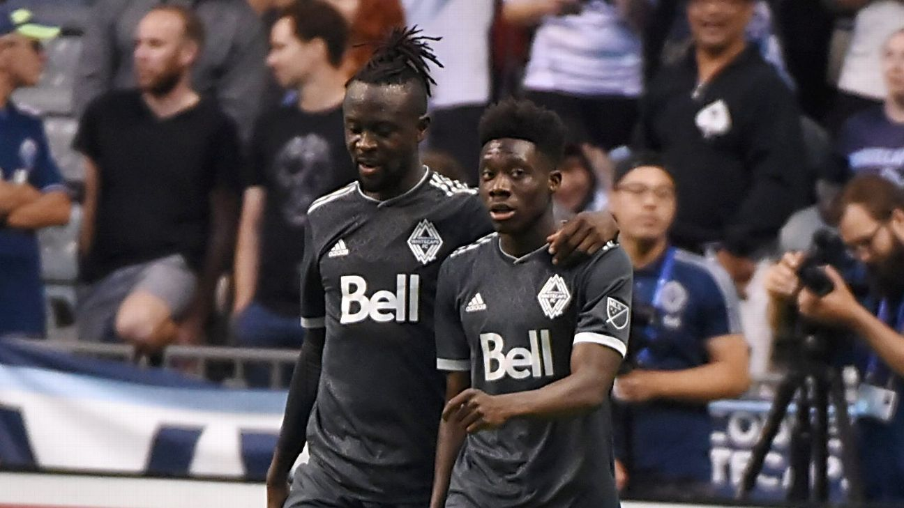 Vancouver Whitecaps snap Chicago Fire's five-game unbeaten run