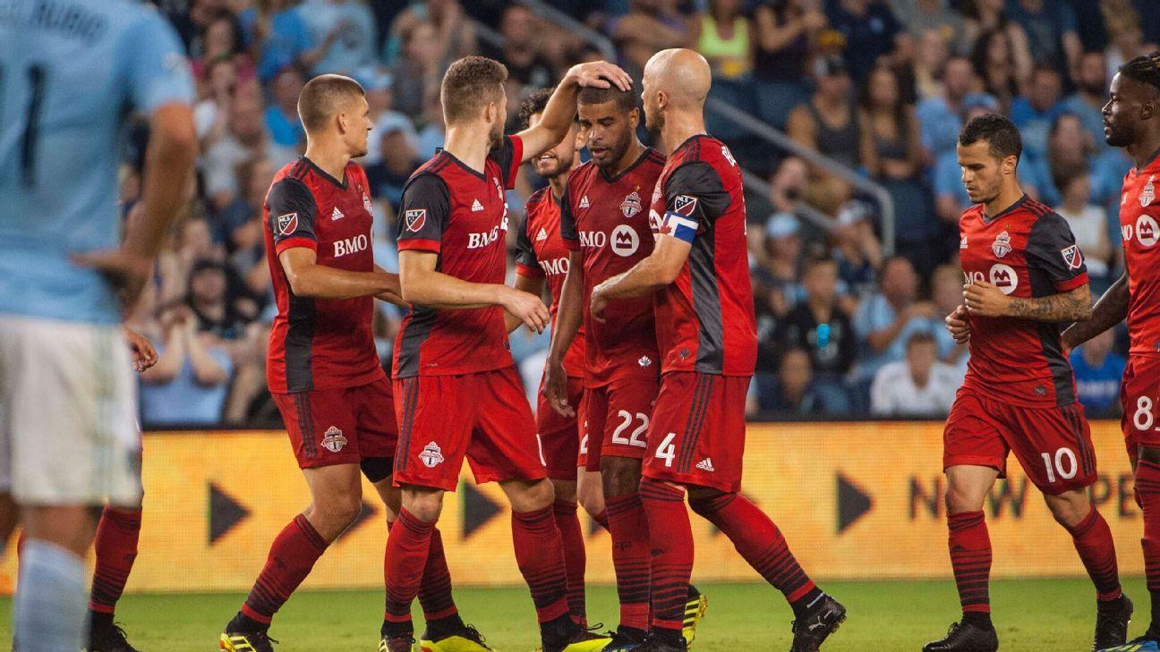 Jordan Hamilton salvages point for Toronto FC vs. Sporting Kansas City