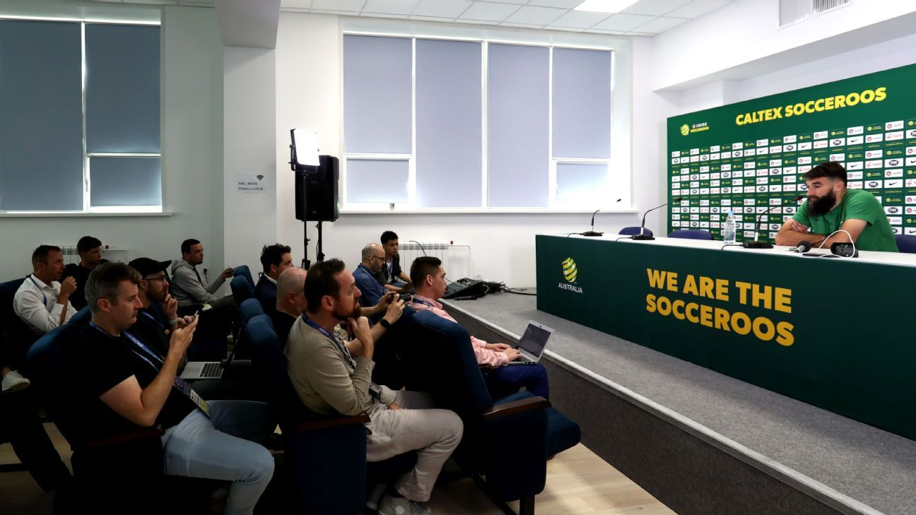 Inside the Socceroos camp: Following Australia's World Cup journey