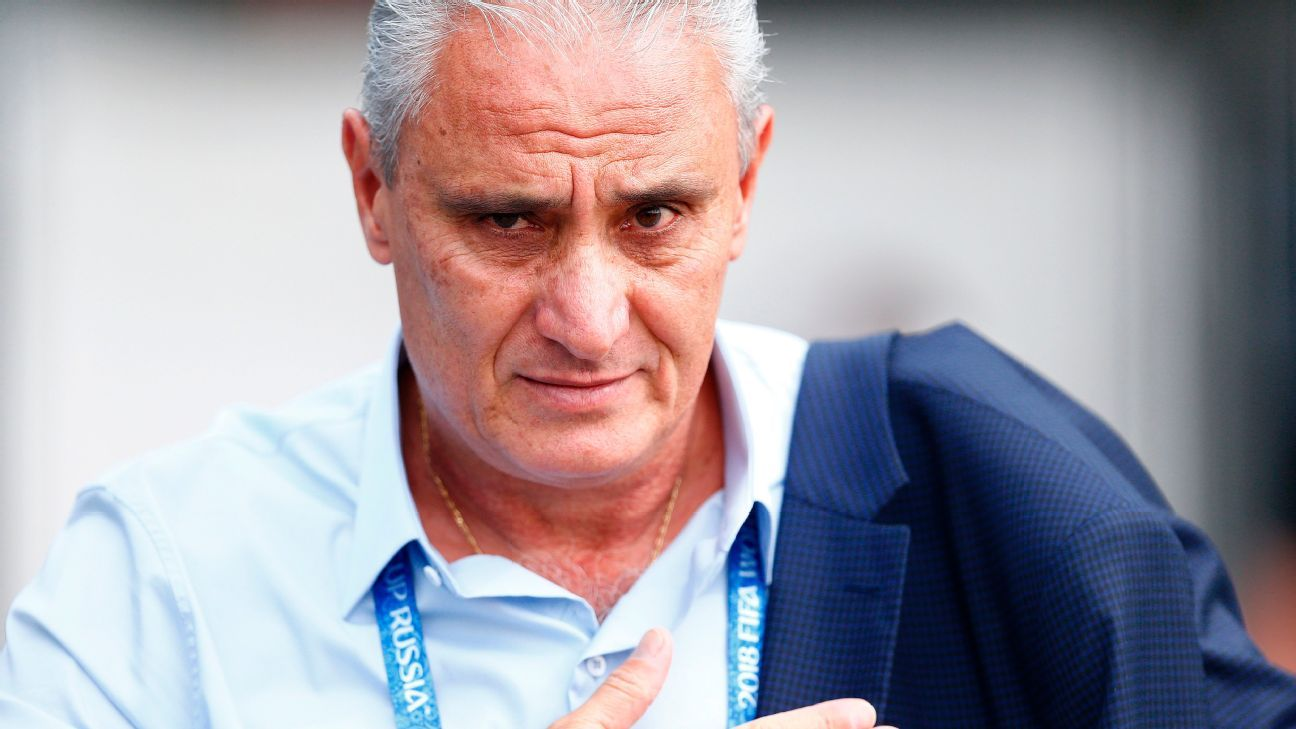 Tite and Brazil did fail in Russia this summer but return home with a relief that they didn't embarrass themselves.