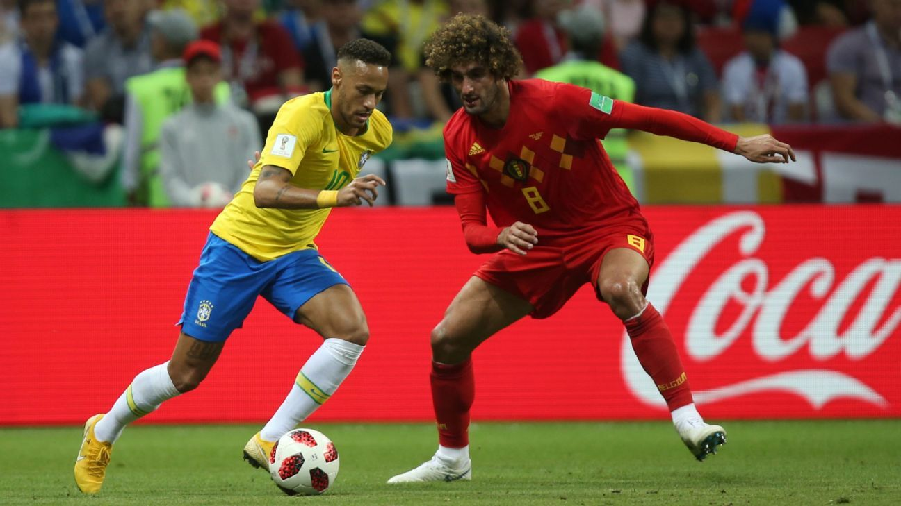 Fellaini's brilliance for Belgium at the 2018 World Cup showed why he's still got a role to play for Man United next season, too.
