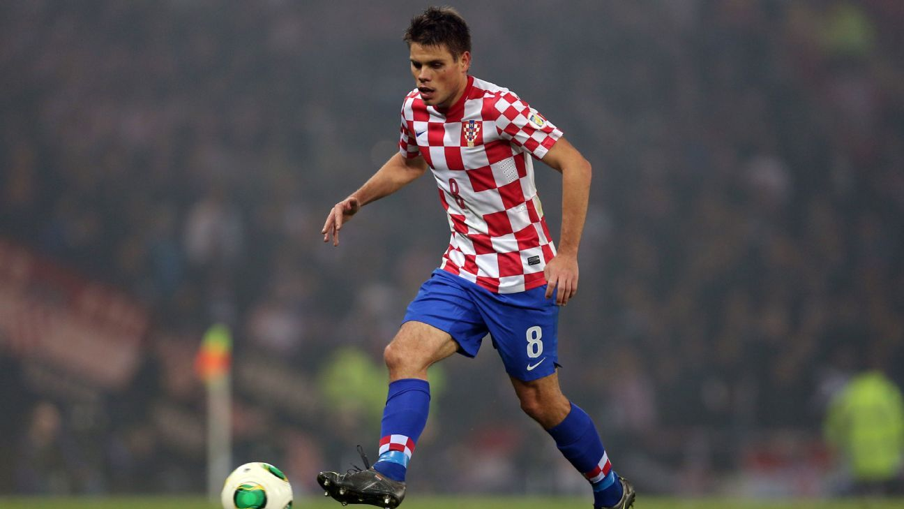 Former Croatia international Ognjen Vukojevic was serving in an advisory role to the national team in Russia.