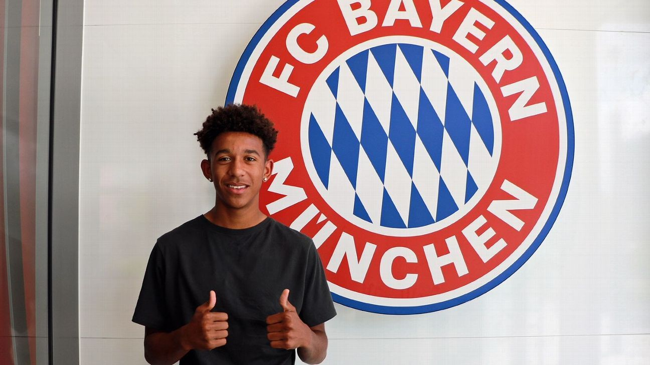 Chris Richards will join Bayern Munich on loan from FC Dallas.
