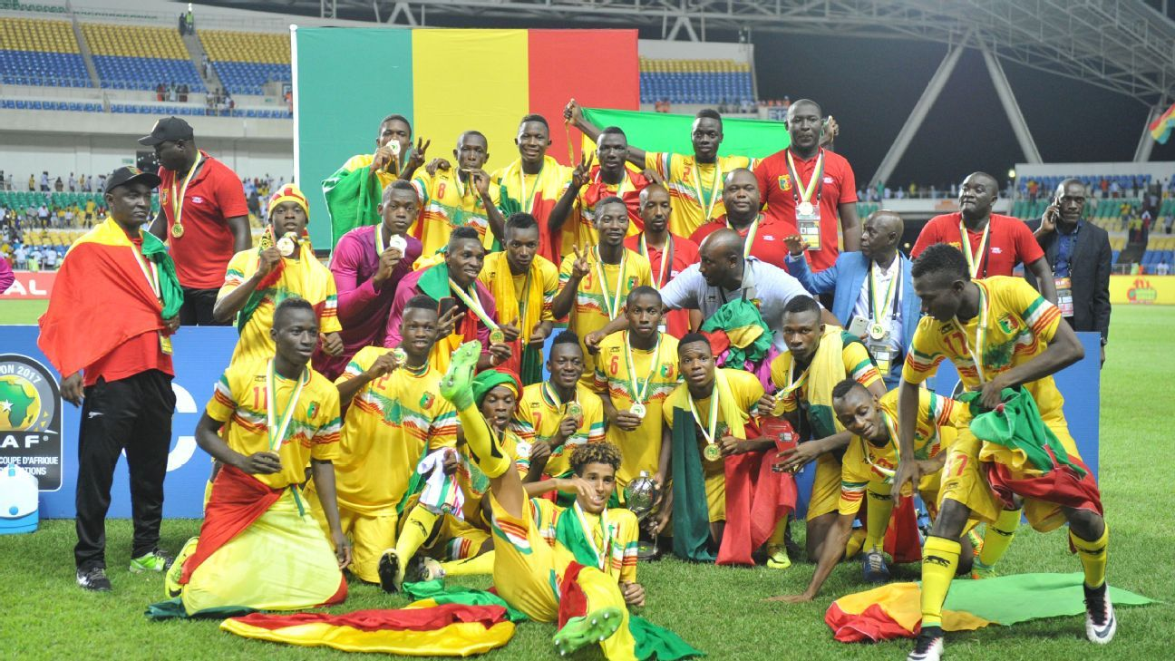 Mali are the reigning Under 17 Afcon champions, and will also need to undergo MRI scans ahead of the tournament.