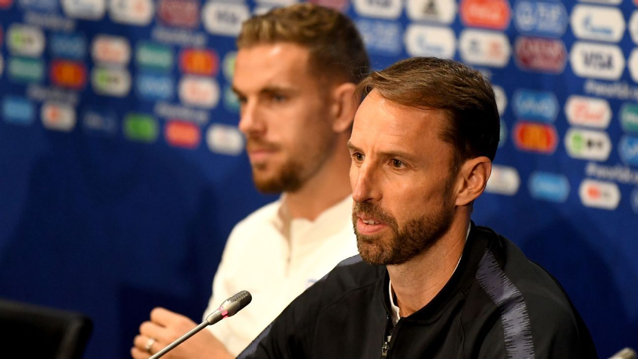 Gareth Southgate has been focused on keeping the mood relaxed within the England camp but knows there's work to do vs. Croatia.