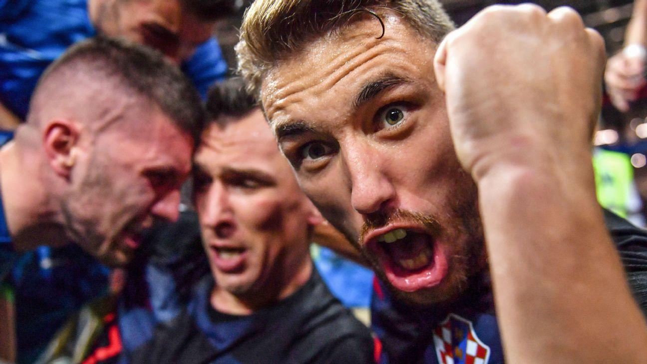 FIFA fines Croatia, Sweden over World Cup equipment breaches