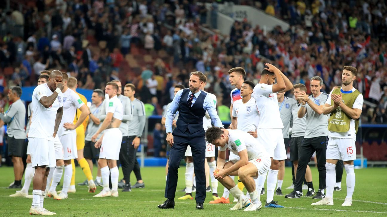 England may have fallen well short vs. Croatia but can hold their heads high following a superb World Cup.