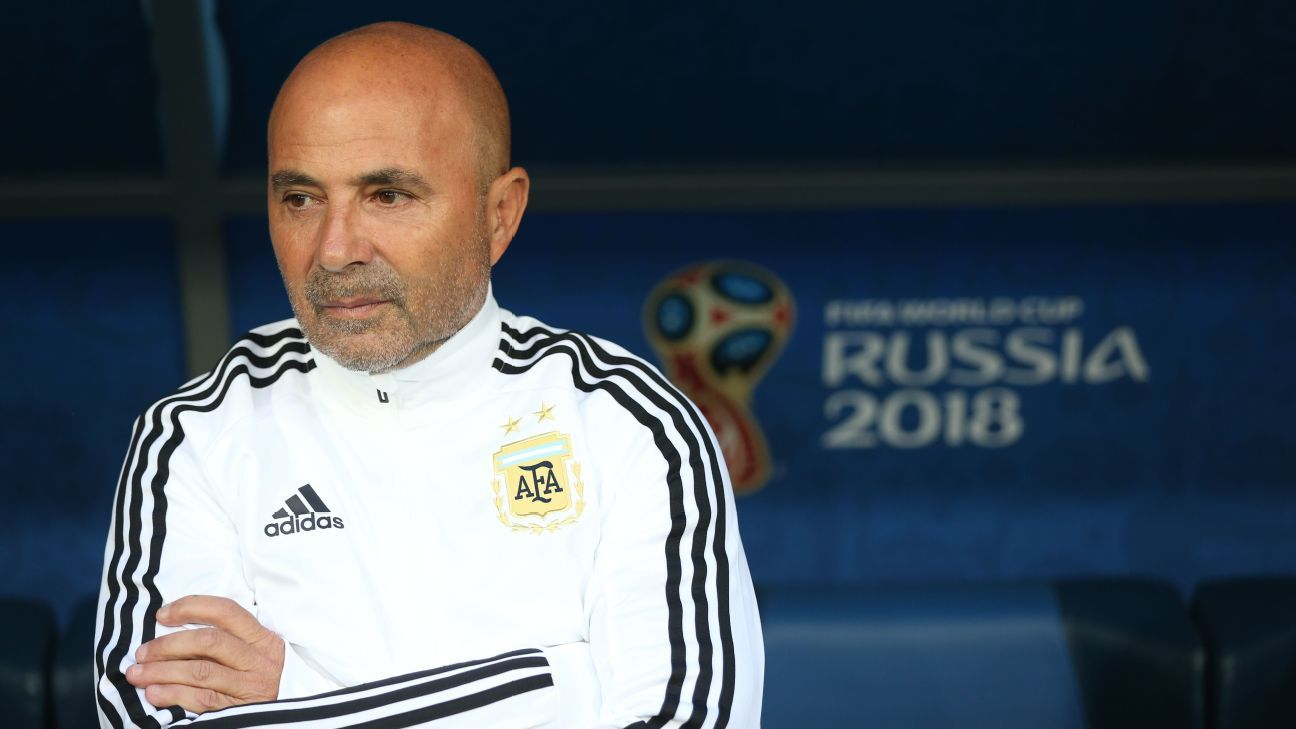 Could Jorge Sampaoli repair his image with Mexico?
