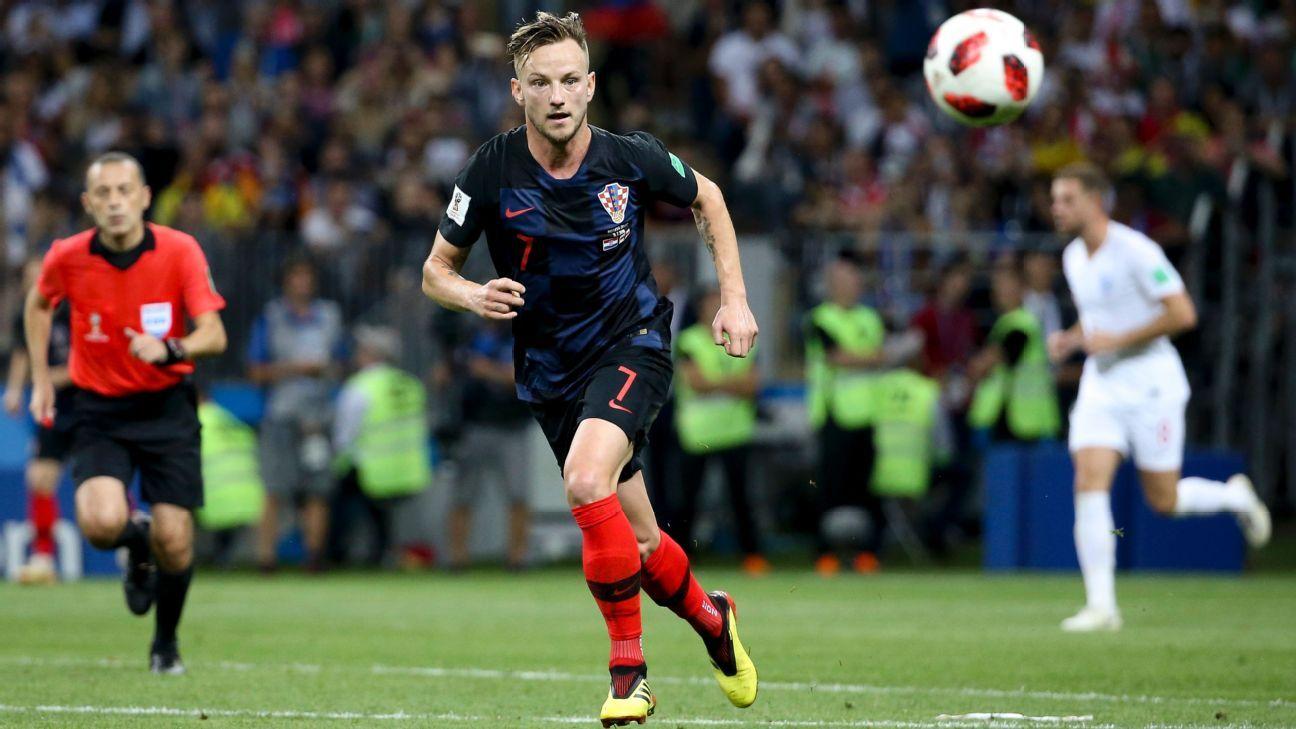 England didn't match pregame hype vs. Croatia - Ivan Rakitic