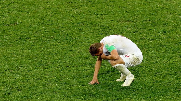 Harry Kane missed a golden opportunity in England's semifinal defeat to Croatia.