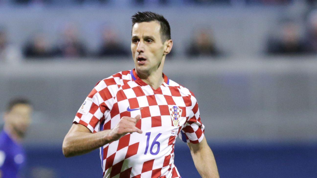 Croatia's Nikola Kalinic