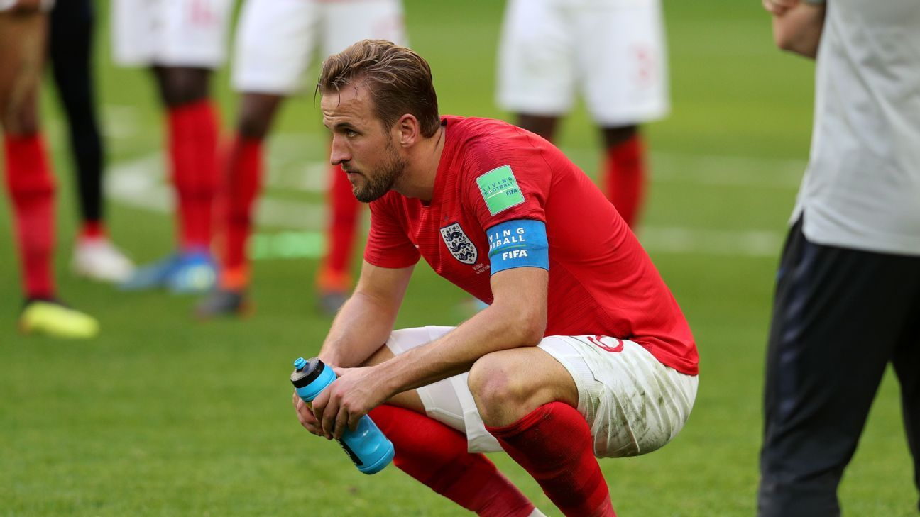 Harry Kane, Danny Rose disappoint as England come up empty in third-place game