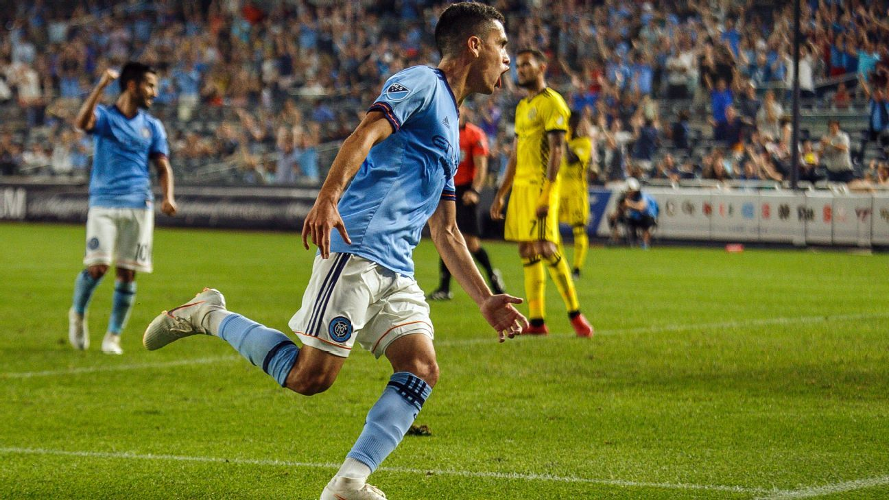 MLS Power Rankings: New York City FC knock Atlanta United off top spot