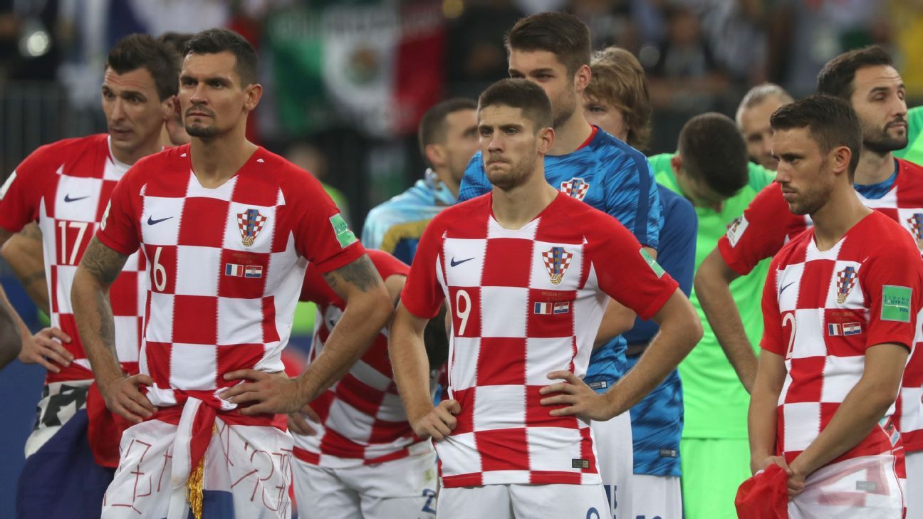 Croatia may feel upset at falling agonizingly short at Russia 2018 but there's a lot to be positive about as they look long-term.