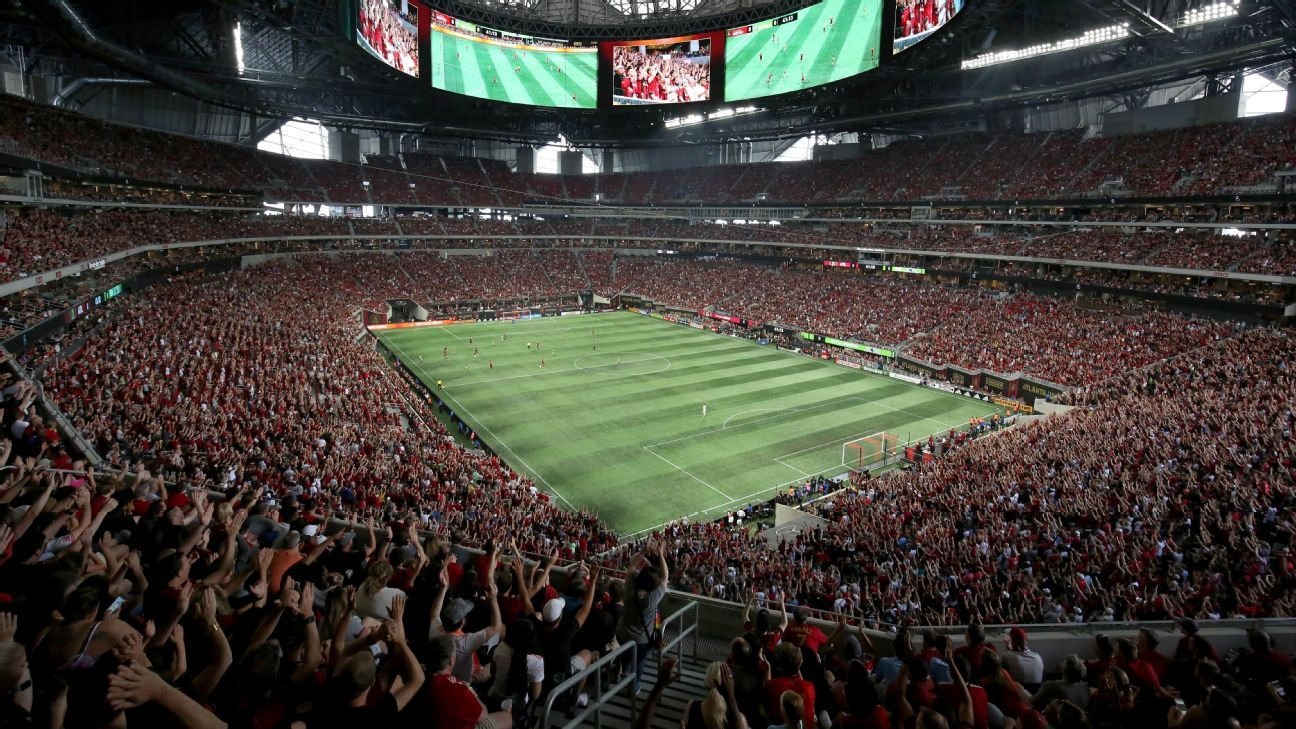 Atlanta United set another MLS attendance record in draw with Seattle Sounders